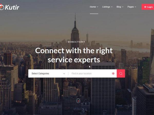 Kutir-Directory-Listing-WordPress-Theme-thambnail